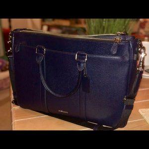Coach Perry Metropolitan Briefcase/Business Bag